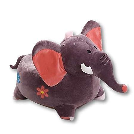 Sill/ón Infantil Peluche Animal,Sofa infanti de ni/ños de Forma de Dibujos Animados lindosuaves Sillon Infantil ni/ño con Funda Lavable a m/áquina