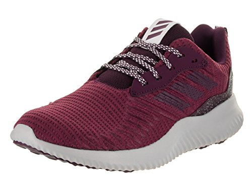 Adidas Dames Alphabounce Rc W Rood Night / Mystery Ruby ​​/ Footwear White