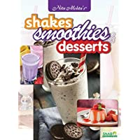Shakes Smoothies & Desserts