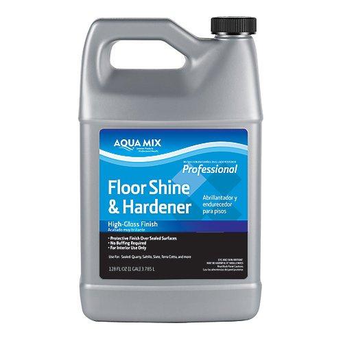 (Aqua Mix Floor Shine and Hardener - Gallon)