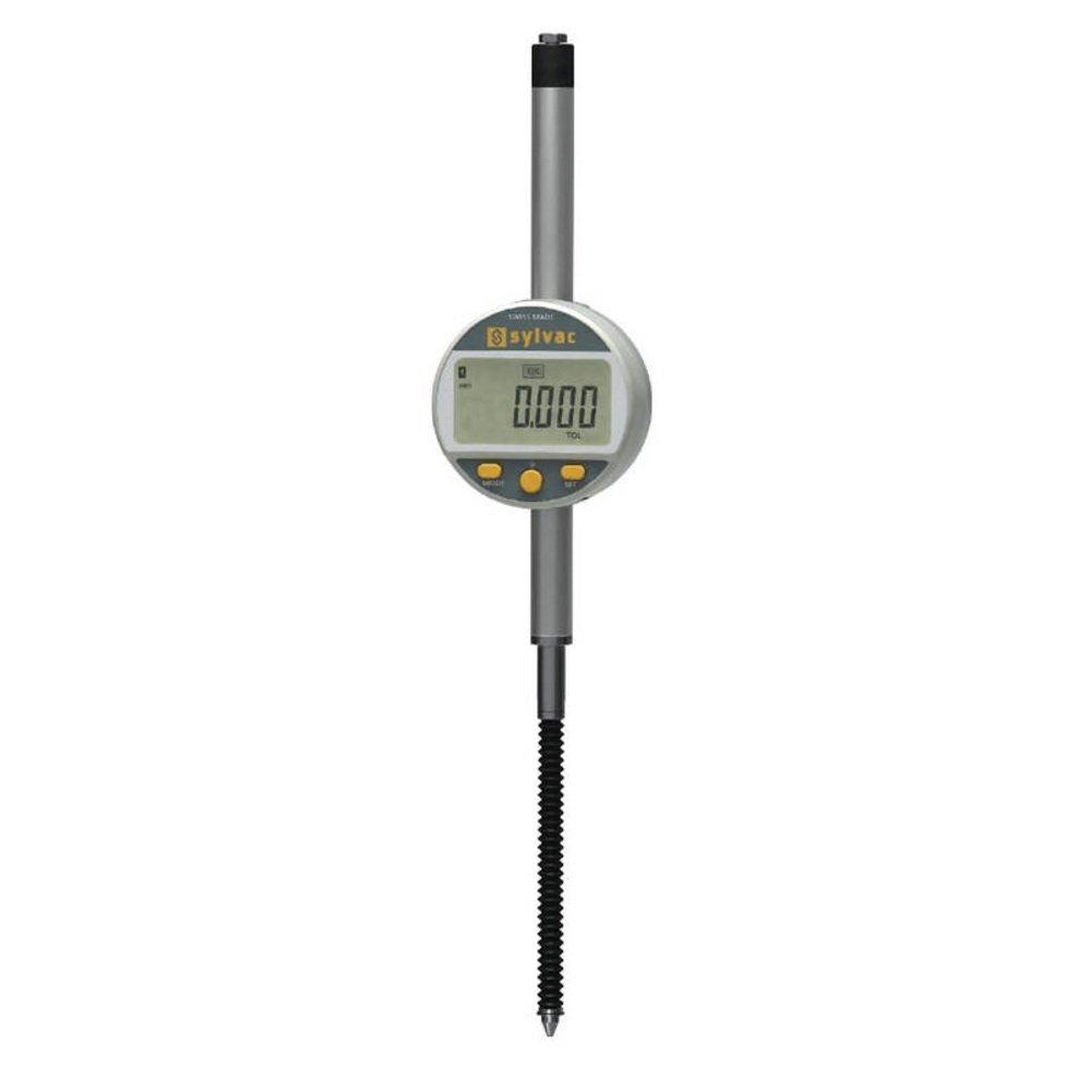 Digital sylvac IP67 Reloj comparador 50 mm S _ Dial Work Advanced IP67 - 805.5625 Topográfica: 0,001 mm, peso: 0.29: Amazon.es: Bricolaje y herramientas