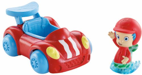 Fisher-Price Nickelodeon Bubble Guppies: Gil and Red Racer, Baby & Kids Zone