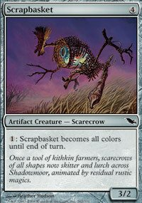 Magic: the Gathering - Scrapbasket - Shadowmoor ()
