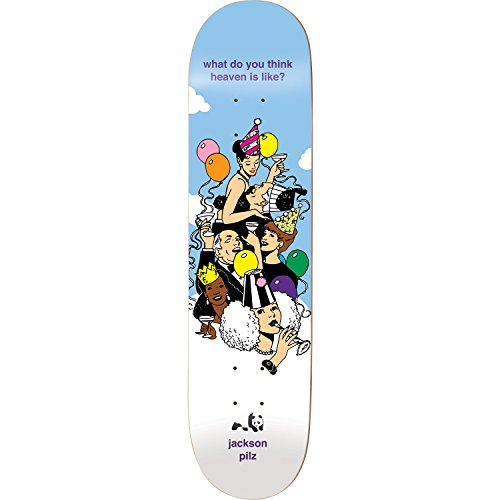 信者パーティー科学的エンジョイPilz Suburban Outfittersスケートボードデッキ-8.37 r7デッキのみ(ハードウェアフリー1