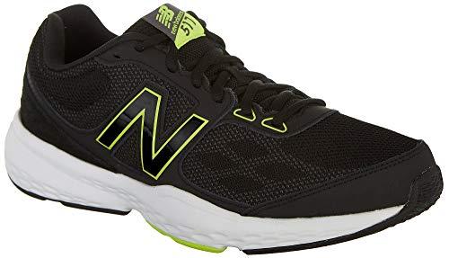 New Balance Men's MX517v1 Training Shoe, Black, 9 D US