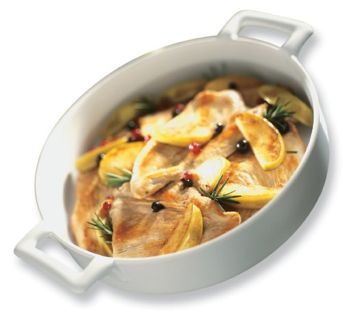 Revol Belle Cuisine BC0923-1 9 x 9 x 1.25 Inch Round Baker