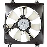 2012 Acura TSX A/C Condenser Fan Assemblies - Spectra Premium CF18115 A/C Condenser Fan Assembly