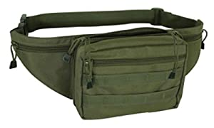 Voodoo Tactical 15-9316 Hide-A-Weapon Fanny Pack