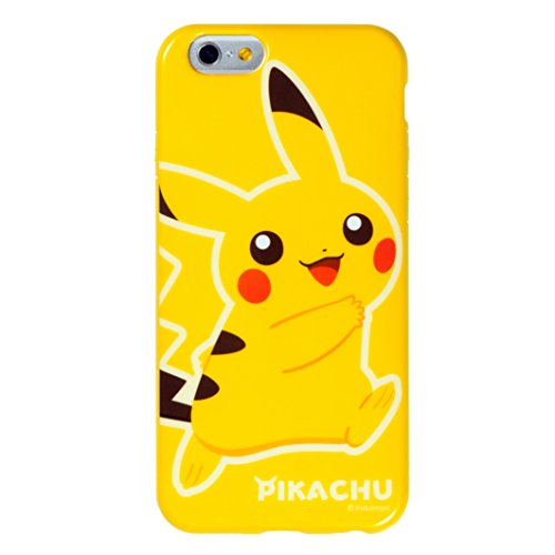 Pokemon Center original round soft jacket iPhone 6 - Pokemon Japan Banpresto