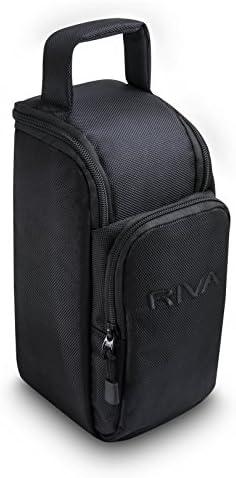 Riva Turbo X Travel Case Black
