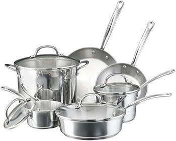Farberware Millennium 10-Piece Cookware Set