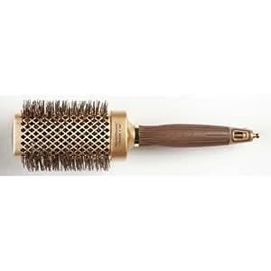 "Olivia Garden NanoThermic Ceramic + Ion Shaper Square Hair Brush (2"")"
