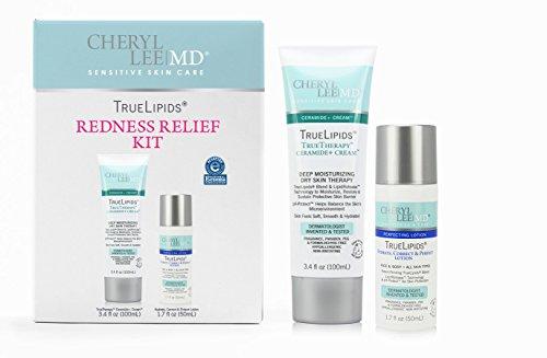 TrueLipids Facial Flushing & Redness Treatment Cream & Lotion For Sale