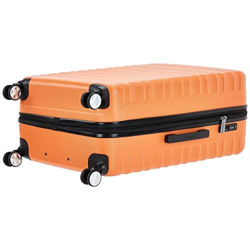 41CrgxmyDQL - AmazonBasics 28-Inch, Orange