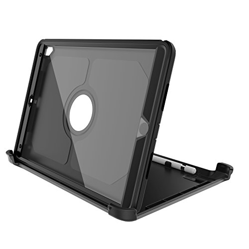 OtterBox DEFENDER SERIES Case for iPad Pro 10.5'' & iPad Air (3rd Generation) - Retail Packaging - BLACK by OtterBox (Image #8)
