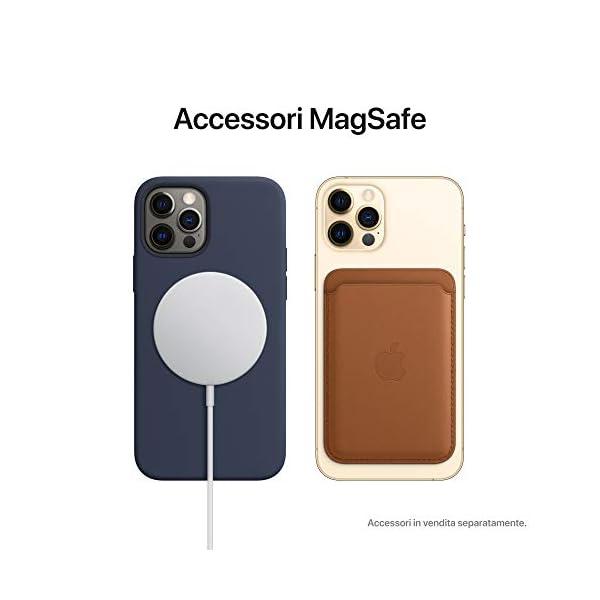 Novità Apple iPhone 12 Pro Max (256GB) - blu Pacifico 6
