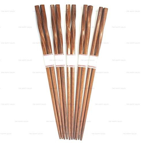 Wooden Chopsticks - 5