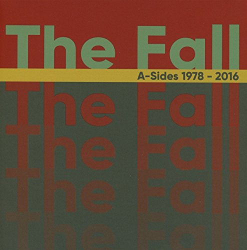A Sides 1978 2016  Deluxe 3 Boxset    The Fall