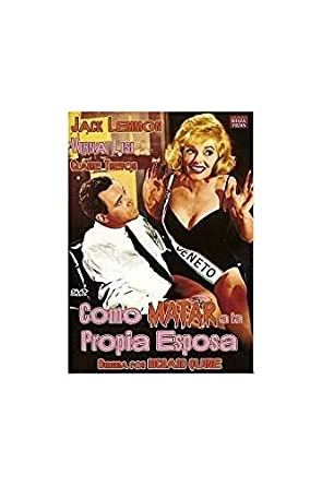 Cómo matar a la propia esposa DVD 1965 How to Murder your ...