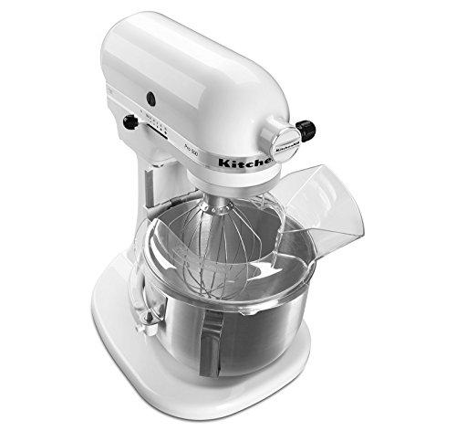 kitchenaid mixer white - 4