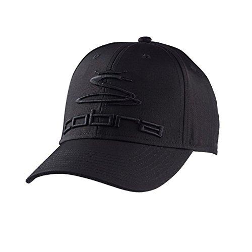 Cobra Golf 2016 Storm Hat (Black, One (Storm Waterproof Hat)