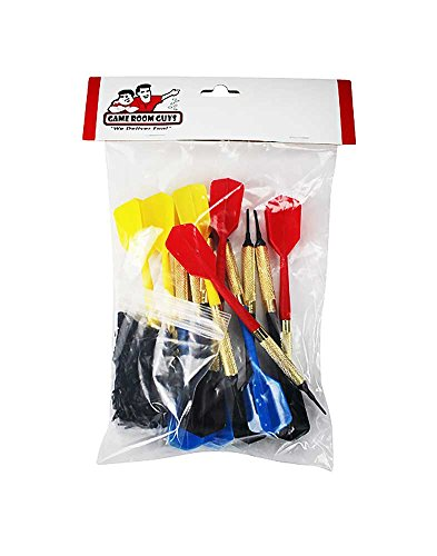 Game Room Guys Soft Tip Bar Darts - 50 Tips - Set of 12
