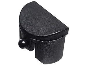 Jentra JP-1 Grip Slug Plug for Glock 17 19 20 21 22 23 24 31 32 34 35 37 38 GEN 1-3 - Red Paint Fill - Choose Your Design from NDZ Performance