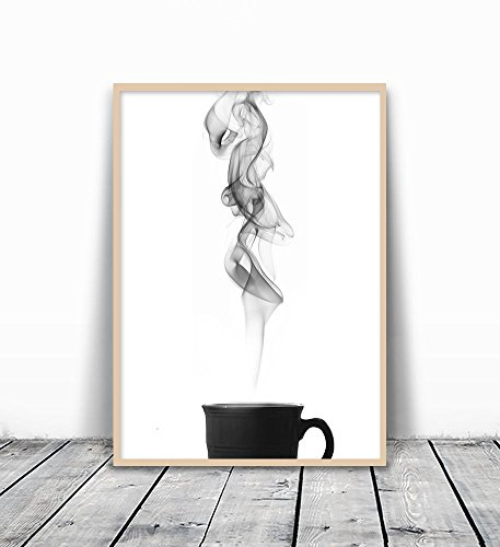 coffee art wall decor - 5