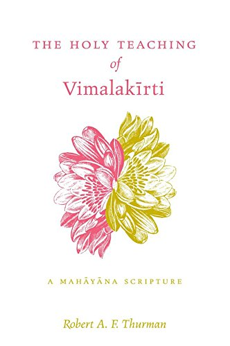 Expert choice for holy teaching of vimalakirti