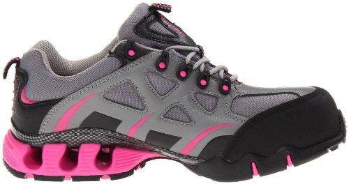 Pink Nautilus Women's Footwear Grey 1851 Safety Work wCxCYnvR