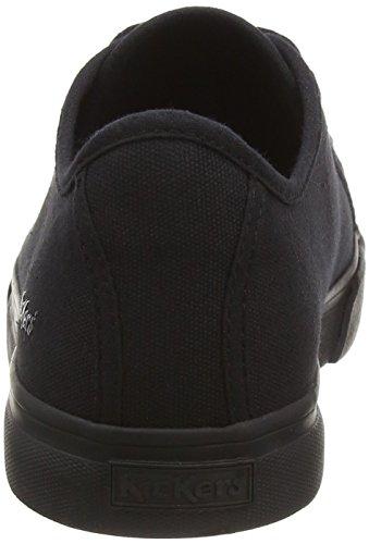Kickers Tovni Lacer -Zapatillas Para Niños Negro (Black)