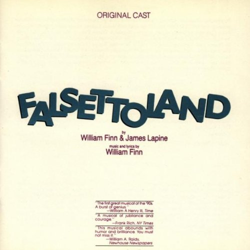 Falsettoland (1990 Off-Off-Broadway - The William Artist