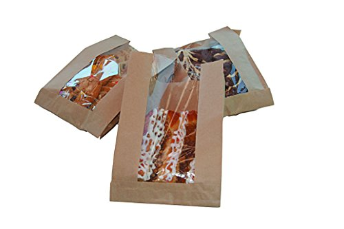natural-kraft-single-serve-greaseproof-window-bag-6x2x9-1000-bags-per-case