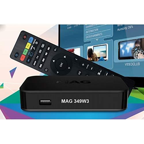 MAG 349 Latest Original Linux IPTV/OTT Box - Fast Processor, faster than MAG...