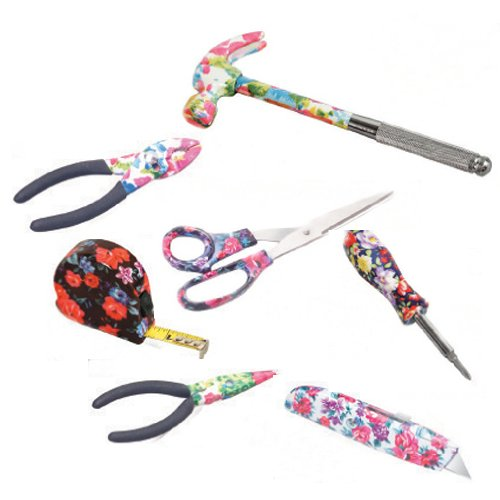 Hartman 8 PIECE FLORAL TOOL SET-GREAT FOR MOM,DAD,SISTER,...