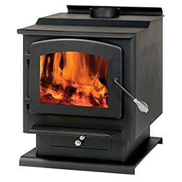 Summers Heat 50-SNC30 Wood Burning Stove 1,800 2,400 Square Foot