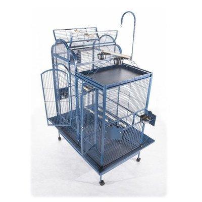 Split Level House Bird Cage