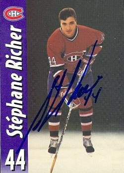 stephane-richer-autographed-hockey-card-montreal-canadiens-molson-export-82-autographed-hockey-cards