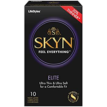 LifeStyles SKYN Elite Condoms, 10ct