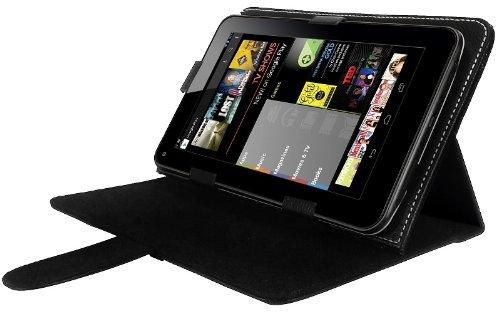 Azpen A746 7 inch Quad core 8GB Android Tablet with Case Bundle by Azpen (Image #1)