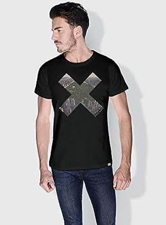 Creo Nyc X City Love T-Shirts For Men - Xl, Black
