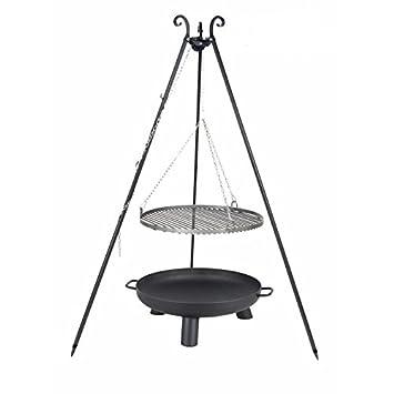 Schwenkgrill Set Best Aus Dreibein Feuerschale 80 Cm Und Stahl