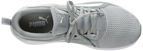 PUMA Frauen heftige Spitze Wn Cross-Trainer Schuh Steinbruch-Puma Weiß