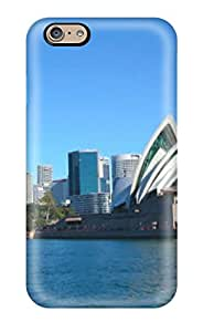 Nannette J. Arroyo's Shop New Style 8302842K47603889 Ideal Case Cover For Iphone 6(sydney City), Protective Stylish Case