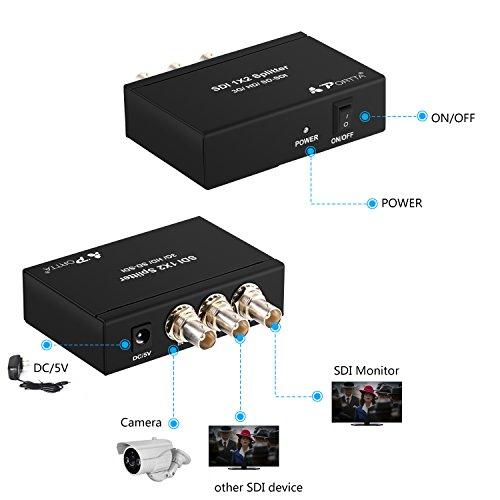 Portta SDI Port 1x2 3G-SDI and Full