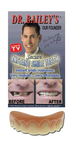 A Secure Instant Smile Kit by Billy-Bob