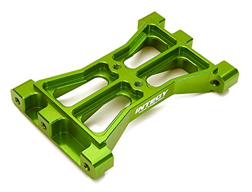 Integy RC Model Hop-ups C27979GREEN Billet Alloy Rear Chassis Crossmember for Traxxas TRX-4 Scale & Trail Crawler