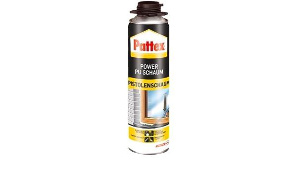 Pattex 1407212 - Espuma expansiva para sellar: Amazon.es: Industria, empresas y ciencia