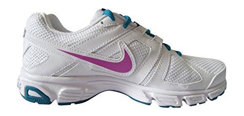 Nike Damen Wmns Downshifter 5 MSL Laufschuhe Blanco (White / Club Pink-Trpcl Tl-White)