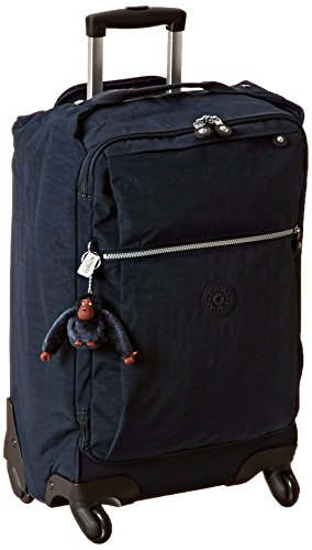 Kipling Darcey Solid Small Wheeled Luggage, Blue, One Size